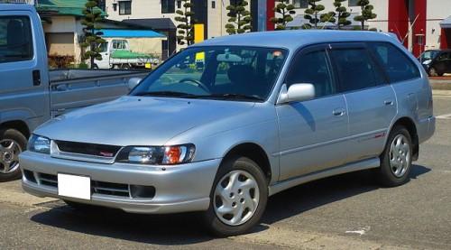 トヨタ カローラワゴン 3代目
