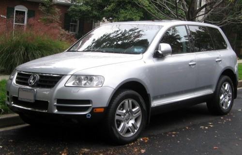 VW トゥアレグ 初代