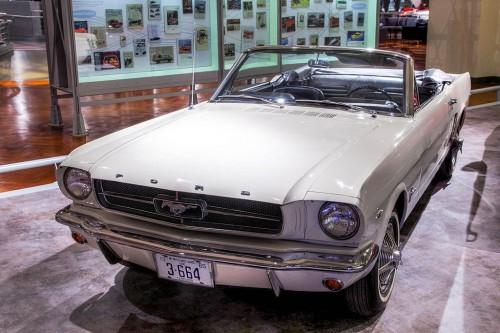 1964 1/2年型フォード・マスタング・コンバーチブル