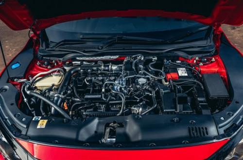 ホンダ シビック 1.0L ターボエンジン 2017
