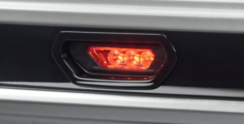 新型 ハリアー モデリスタ リヤフォグランプベゼルVer2