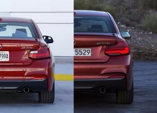 BMW2シリーズ クーペの旧型 新型
