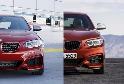 BMW2シリーズ クーペ 旧型 新型
