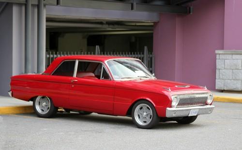 62年型フォード・ファルコン