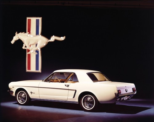 65年型フォード・マスタング