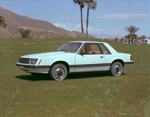 79年型フォード・マスタング