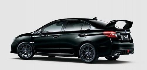 スバル新型WRX S4 D型 2017.7.3 ビッグマイナーチェンジ_クリスタルブラック・シリカ