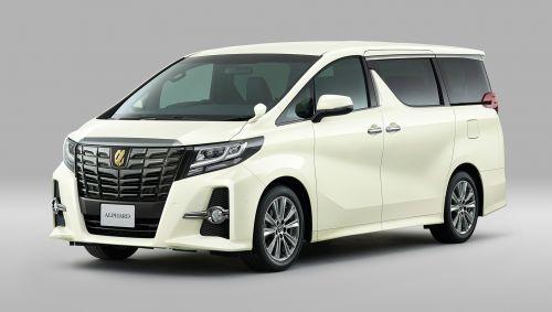 """トヨタ アルファード特別仕様車 S""""Aパッケージ・TYPE BLACK"""""""
