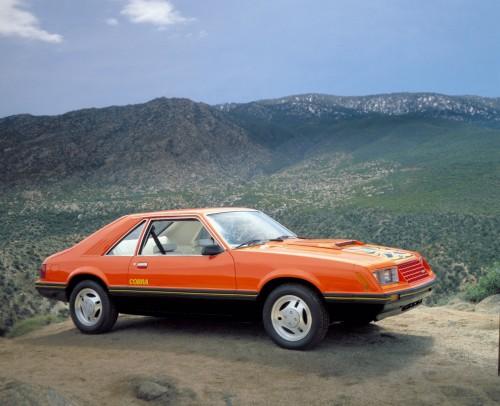 79年型フォード・マスタング・コブラ