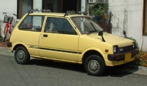 ダイハツ ミラ 初代 L55型
