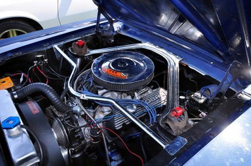フォード製289cuinV8OHV
