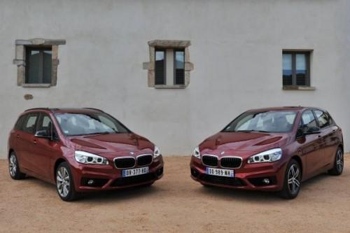 BMW 2シリーズ アクティブツアラー グランツアラー