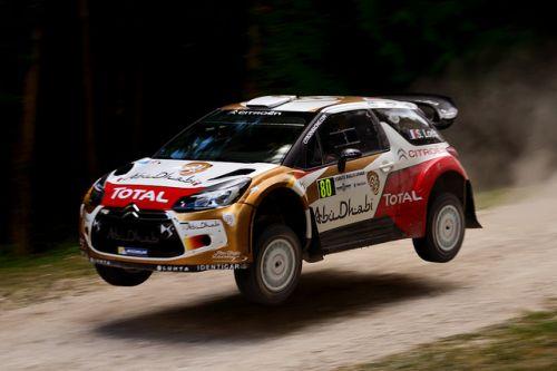 シトロエン DS3 WRC