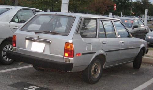 トヨタ カローラワゴン 1代目