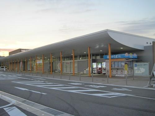 富山県 道の駅 メルヘンおやべ
