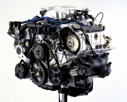 96年型マスタング・コブラのエンジン