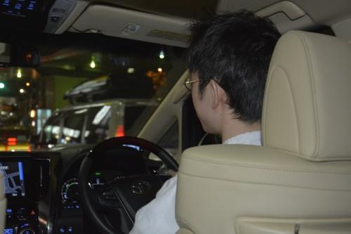 シェアドライブのドライバー