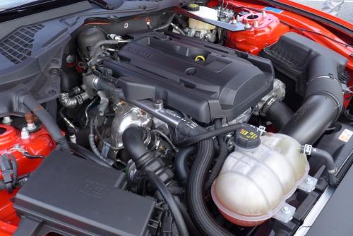 フォード2.3L直4DOHCターボ「エコブースト」