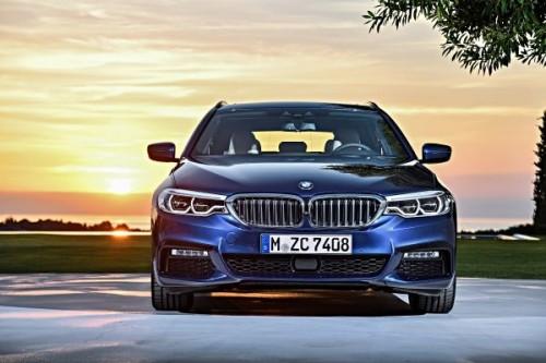 BMW 5シリーズツーリング 530d Touring 2017