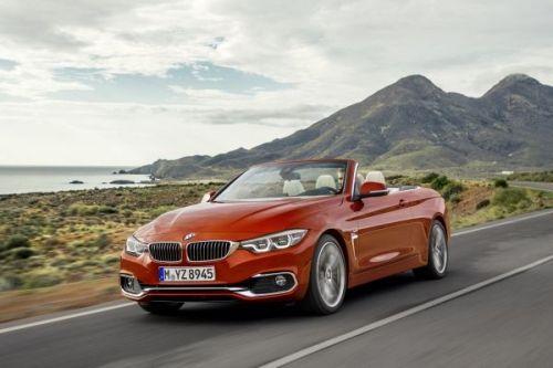 BMW 4 カブリオレ