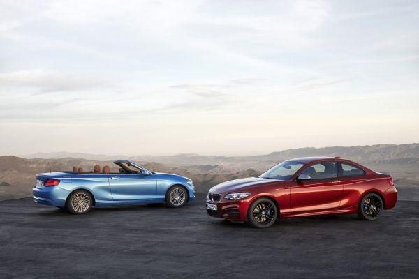 BMW 2シリーズ クーペ カブリオレ 2017