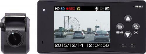 コムテック ドライブレコーダー人気第8位 HDR-111S