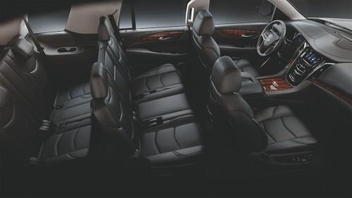 新型キャデラック エスカレード 8人乗りベンチシート