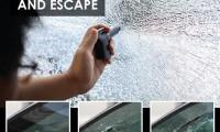 【ネットで話題】緊急時に窓を破壊&シートベルトを切断できるカーチャージャーが便利すぎる!