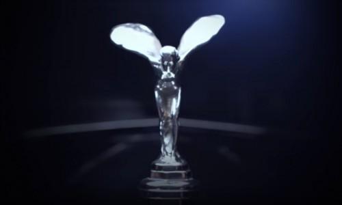 ロールスロイス 新型 ファントム スピリット・オブ・エクスタシー