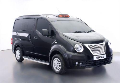 日産 NV200 ロンドンタクシー 2014年