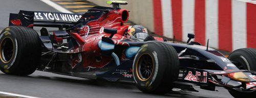 ベッテル2007年F1、ブラジルGP