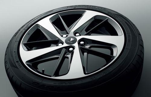 トヨタ 新型ヴォクシー モデリスタ 18インチ アルミホイール&タイヤセット