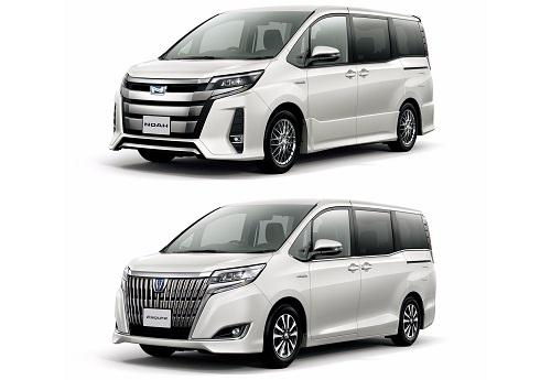 トヨタ 2017~ ノア エスクァイア