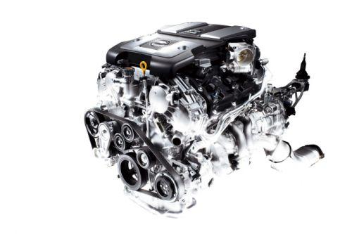 日産新型フェアレディZ VQ37VHRエンジン