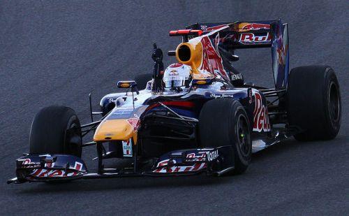 ベッテル2010年F1第16戦日本GP決勝