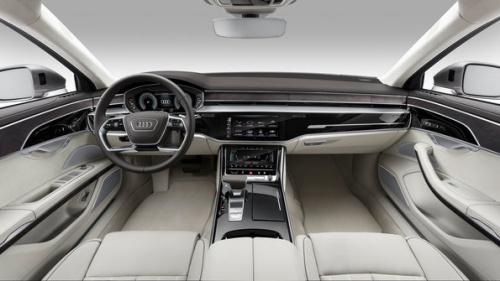 アウディA8 L 新型 フルモデルチェンジ 2017