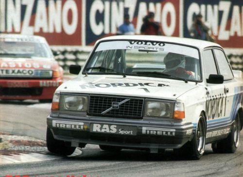 ボルボ 240 242 グループA レースカー