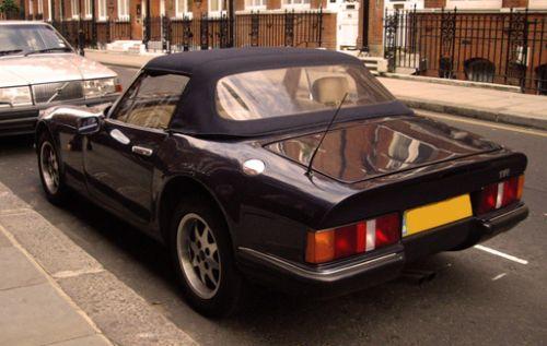 旧型 TVR