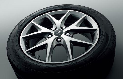 トヨタ 新型ヴォクシー モデリスタ 17インチ アルミホイール&タイヤセット