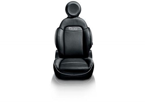 2017 フィアット 新型 500X 椅子
