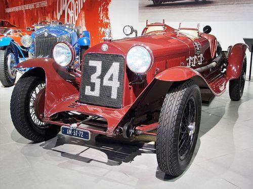 アルファロメオ 6C 1750 Gran Sport