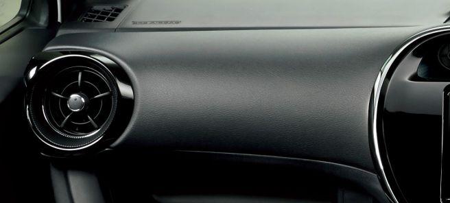 トヨタ アクア Rirvie(リルヴィー) 合成皮革巻きインパネ助手席