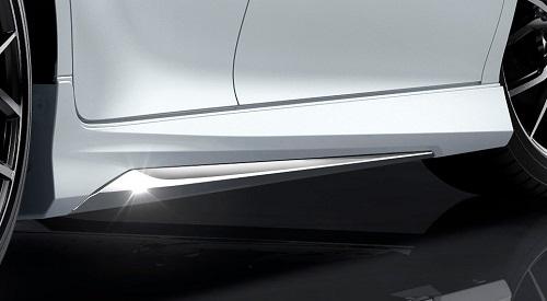 2017年 トヨタ新型カムリ モデリスタ サイドスカート