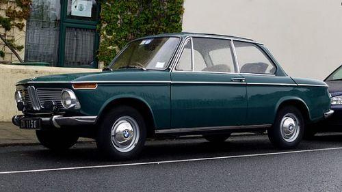 BMW 2002-1968