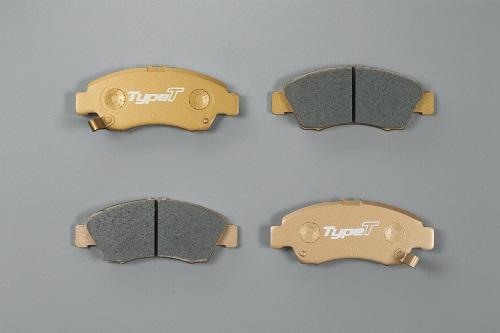 ホンダ新型フィット 2017~ 無限 ブレーキパット タイプ ツーリング