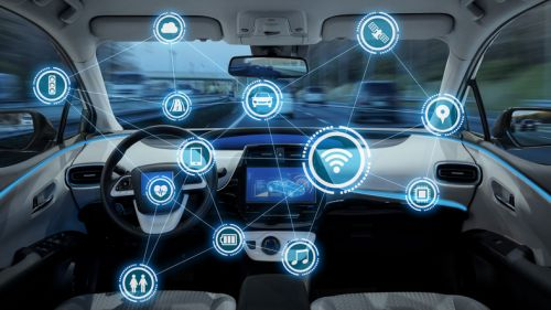 自動運転 イメージ画像