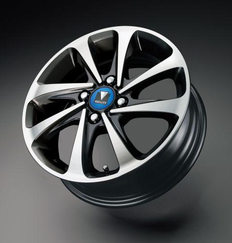 2017年~ トヨタ アクア モデルスタ 15インチ アルミホイールセット MODELLISTA-SpinAir-Ⅱ 15×5.5J