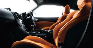 フェアレディZ 運転席 内装
