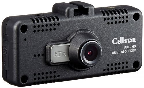 セルスタードライブレコーダー CSD-600FHR
