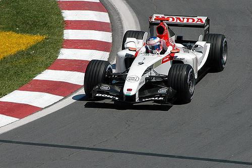 ジェンソンバトン2004 Montreal Grand Prix